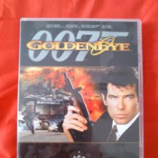 Cine: 007 GOLDENEYE (PIERCE BROSNAN) (ULTIMATE EDITION 2 DVD DESCATALOGADA). Lote 36750541