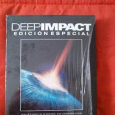Cine: DEEP IMPACT (EDICIÓN ESPECIAL CON FUNDA DE CARTÓN). Lote 36753284