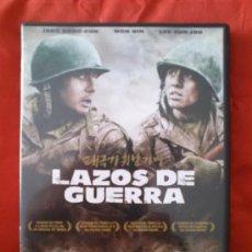 Cine: LAZOS DE GUERRA (DVD). Lote 47373392