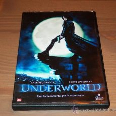Cine: UNDERWORLD KATE BECKINSALE SCOTT SPEEDMAN EDICION 2 DVD ACCION FICCION C2. Lote 36760775