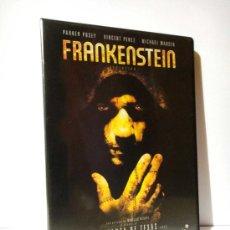 Cine: FRANKENSTEIN EVOLUTION PELICULA DVD TERROR. Lote 36770134