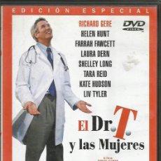 Cine: == D283 - EL DR. T. Y LAS MUJERES - RICHARD GERE / HELEN HUNT. Lote 36819649