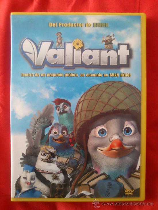 VALIANT (DVD) segunda mano
