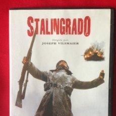 Cine: DVD PELICULA STALINGRADO. Lote 36863715
