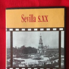 Cine: DVD DOCUMENTAL SEVILLA SIGLO XX. Lote 36867056
