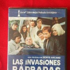 Cine: DVD PELICULA LAS INVASIONES BARBARAS. Lote 36879154