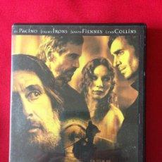 Cine: DVD PELICULA EL MERCADER DE VENECIA. Lote 36879209