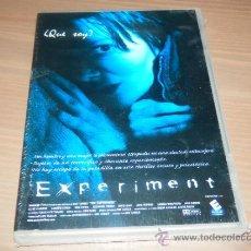 Cine: EXPERIMENT ¿ QUE SOY ? DAN TURNER DVD NUEVO PRECINTADO TERROR EUROCINE Z. Lote 194946082