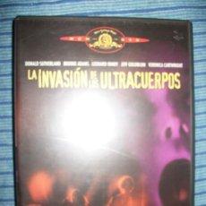 Cine: DVD - LA INVASION DE LOS ULTRACUERPOS. Lote 37024674