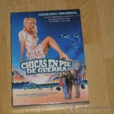 Cine: CHICAS EN PIE DE GUERRA DVD KURT RUSSELL GOLDIE HAWN NUEVA PRECINTADA. Lote 98727155