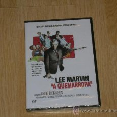 Cine: A QUEMARROPA DVD LEE MARVIN ANGIE DICKINSON NUEVA PRECINTADA. Lote 134351090