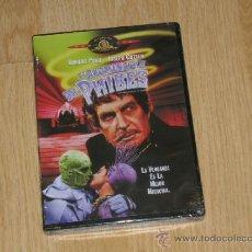 Cine: EL ABOMINABLE DR. PHIBES DVD VINCENT PRICE NUEVA PRECINTADA. Lote 110259798