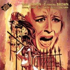 Cine: CRIMEN EN LA RESIDENCIA 1968 (DVD PRECINTADO NOVEDAD) TERROR GIALLO DE CULTO MARK DAMON. Lote 218195497
