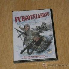 Cine: FUEGO EN LA NIEVE DVD NUEVA PRECINTADA. Lote 263095190