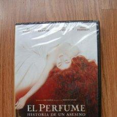 Cine: EL PERFUME - DIR. TOM TYKWER - CON DUSTIN HOFFMAN. Lote 37408445