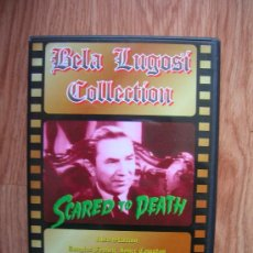Cine: BELA LUGOSI COLLECTION - SCARED TO DEATH - INGLÉS SIN SUBTÍTULOS EN ESPAÑOL. Lote 37410625