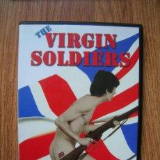 Cine: THE VIRGIN SOLDIERS - DIR. JOHN DEXTER 1969 - INGLÉS CON SUBTÍTULOS EN INGLÉS. Lote 37410761