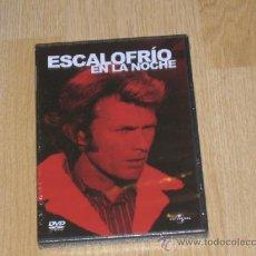 Cine: ESCALOFRIO EN LA NOCHE DVD CLINT EASTWOOD NUEVA PRECINTADA. Lote 98727148