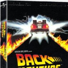 Cine: DVD ORIGINAL * REGRESO AL FUTURO/TRILOGÍA * (3 DISCOS + LIBRETO). DESCATALOGADO. NUEVO.. Lote 37536051