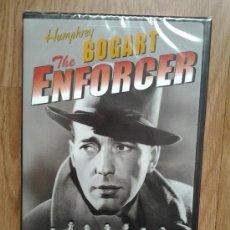 Cine: THE ENFORCER - HUMPHREY BOGART - INGLÉS SIN SUBTÍTULOS. Lote 37632472