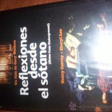 Cine: REFLEXIONES DESDE EL SOTANO. Lote 37643886