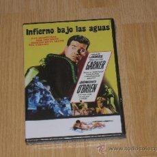 Cine: INFIERNO BAJO LAS AGUAS DVD JAMES GARDNER NUEVA PRECINTADA. Lote 195167896