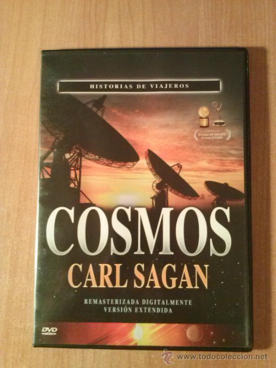 COSMOS - CARL SAGAN (Cine - Películas - DVD)