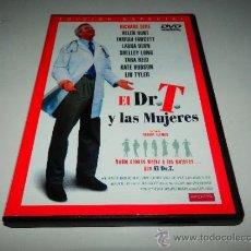 Cine: EL DR. T Y LAS MUJERES DVD COMEDIA RICHARD GERE ROBERT ALTMAN EDICION ESPECIAL Z. Lote 37790845