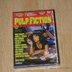 Cine: PULP FICTION DVD QUENTIN TARANTINO NUEVA PRECINTADA. Lote 186090170