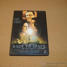 Cine: DVD RACE TO SPACE. Lote 57488194