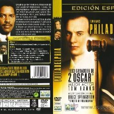 Cine: PHILADELPHIA (ED. ESPECIAL - 2 DVD). Lote 45184309