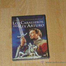 Cine: LOS CABALLEROS DEL REY ARTURO DVD ROBERT TAYLOR AVA GARDNER NUEVA PRECINTADA. Lote 186147451