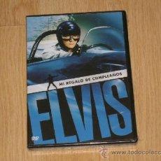 Cine: MI REGALO DE CUMPLEAÑOS DVD ELVIS PRESLEY NUEVA PRECINTADA. Lote 288579843