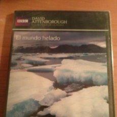 Cine: EL MUNDO HELADO - DVD PRECINTADO. Lote 37922124