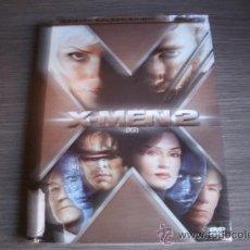 Cine: X-MEN 2 - EDICIÓN COLECCIONISTA 2 DISCOS - DVD. Lote 78091043