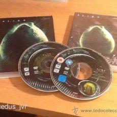 Cine: ALIEN EL OCTAVO PASAJERO EDICIÓN DEFINITIVA DVD 2 DISCOS CINE DE TERROR. Lote 38116221
