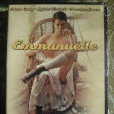 Cine: PELÍCULA DVD EMMANUELLE (1974) - SYLVIA KRISTEL. Lote 38126715