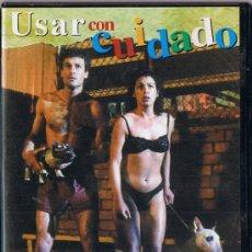 Cine: DVD - USAR CON CUIDADO . Lote 38217916
