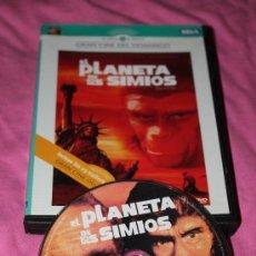 Cine: EL PLANETA DE LOS SIMIOS. Lote 38223074