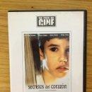 Cine: DVD SECRETOS DEL CORAZÓN. Lote 38289355