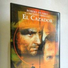 Cine: EL CAZADOR PELICULA DVD ROBERT DE NIRO. Lote 38656130