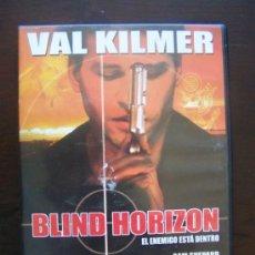 Cine: DVD BLIND HORIZON (VAL KILMER) (6I). Lote 38664530