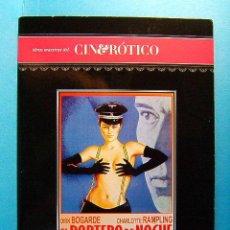 Cine: EL PORTERO DE NOCHE - LILIANA CAVANI - DIRK BOGARDE - CHARLOTTE RAMPLING - (1974) - 2009 - DVD .... Lote 38695404