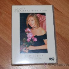 Cine: EXCELENTE DVD MUSICAL DE BARBRA STREISAND: TIMELESS LIVE IN CONCERT 2001. Lote 38881001