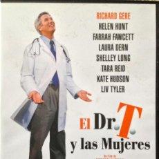 Cine: EL DR. T. Y LAS MUEJRES-RICHARD GERE-HELEN HUNT-FARRAH FAWCETT-LAURA DERN- LIV TYLER-. Lote 38736390