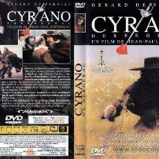 Cine: CYRANO DE BERGERAC. Lote 38757118