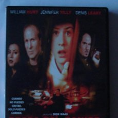Cine: PRESA DEL PANICO -WILLIAM HURT -JENNIFER TILLY. Lote 38880650
