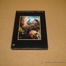 Cine: DVD TROYA (EDICIÓN ESPECIAL 2 DISCOS). Lote 39014669