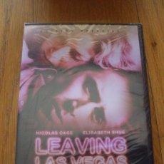 Cine: LEAVING LAS VEGAS, DVD. Lote 39024721