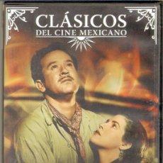 Cine: CINE GOYO - DVD - CUANDO LLORAN LOS VALIENTES - PEDRO INFANTE - BLANCA ESTELA PAVON - CHICOTE *AA99. Lote 39079695
